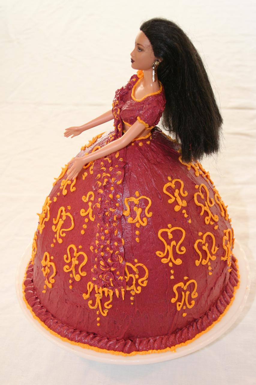 Barbie Cake Recipemuse