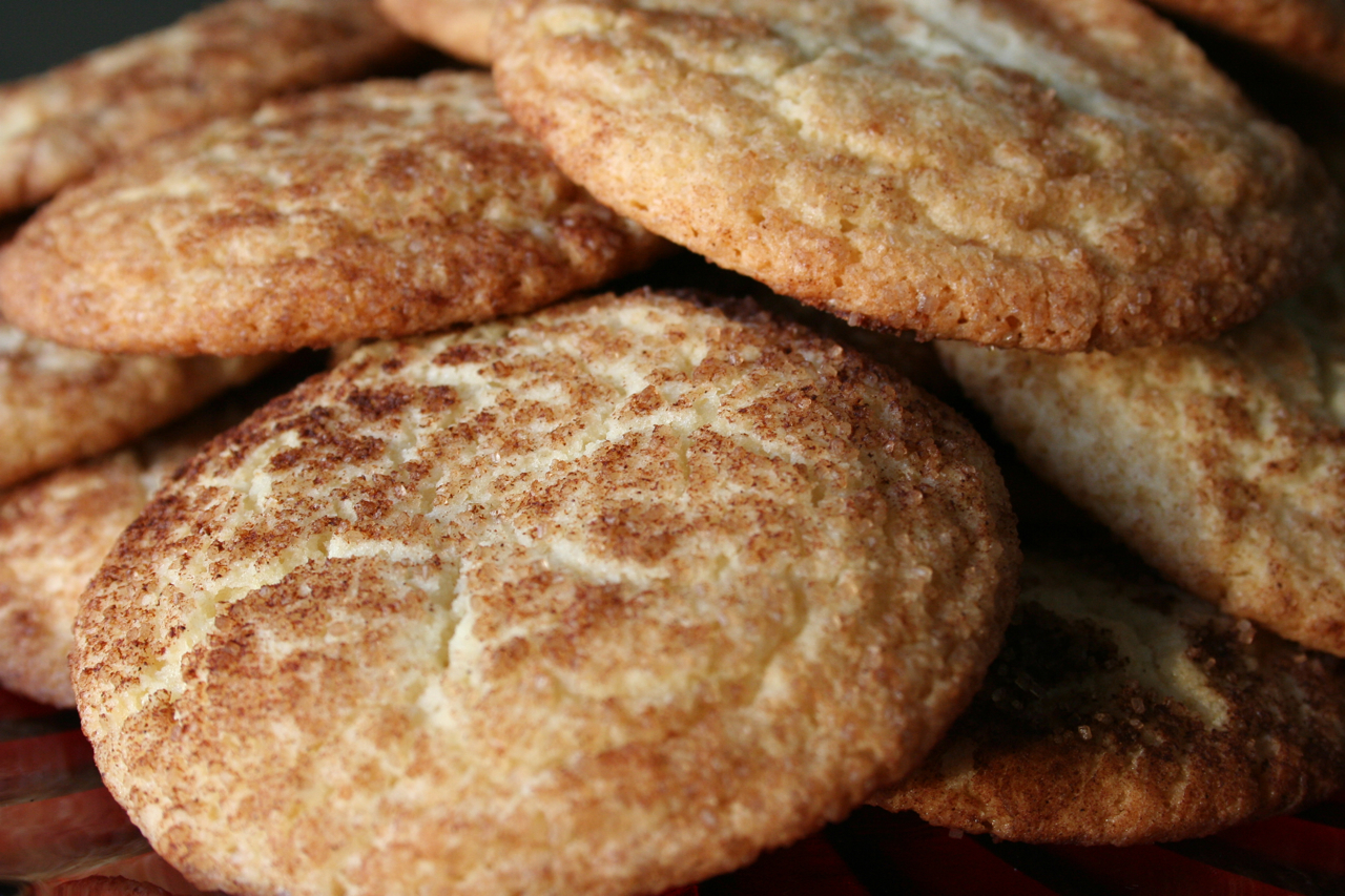 Snickerdoodles | Recipemuse