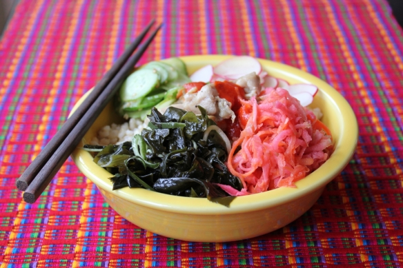Rice Bowl Lunch