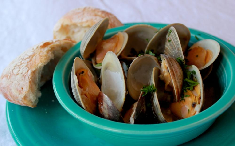 clams 5