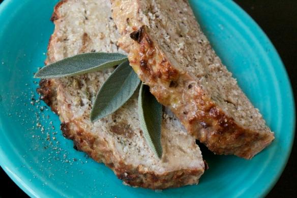Apple Sage Meatloaf