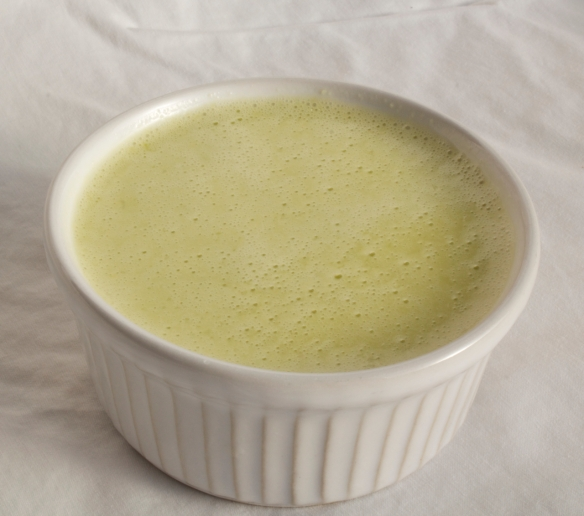 jalapeño lime dressing