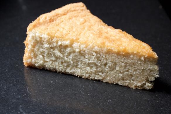 Vanilla Cake - Gluten and Dairy Free