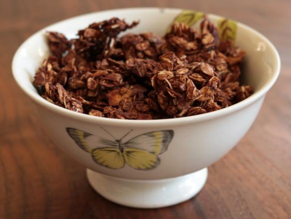 Cocoa Granola