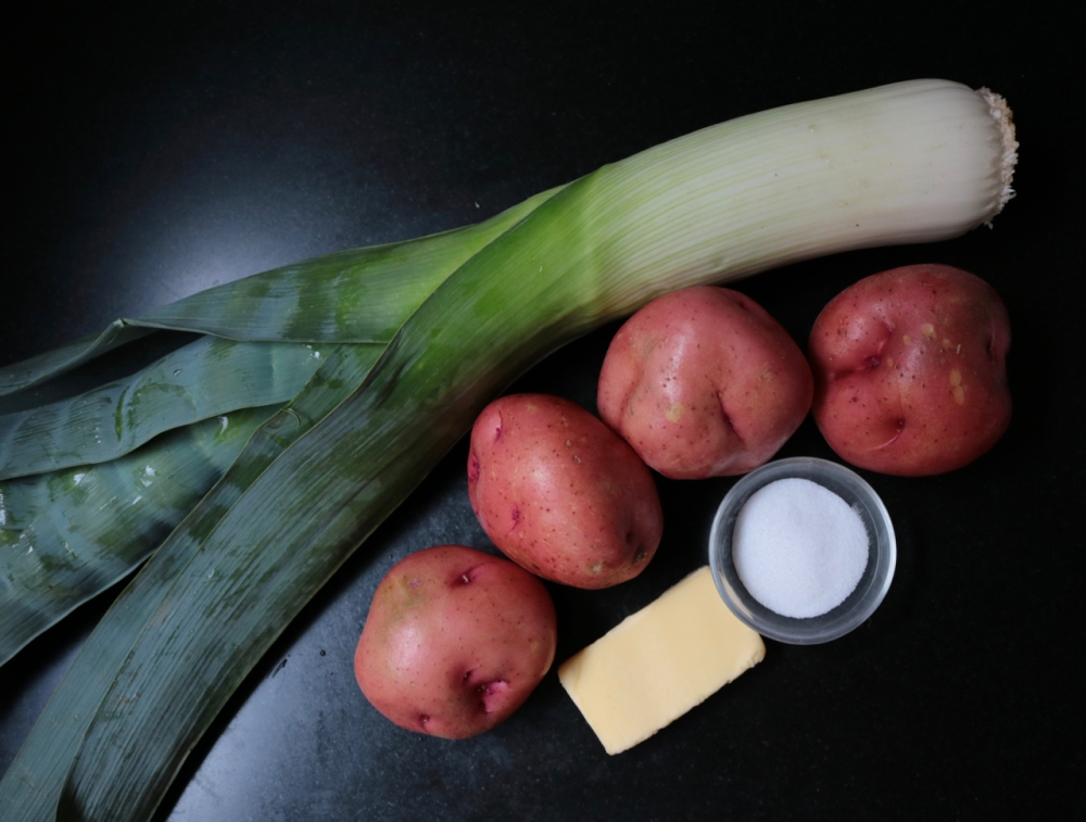Potato Leek Soup Ingredients