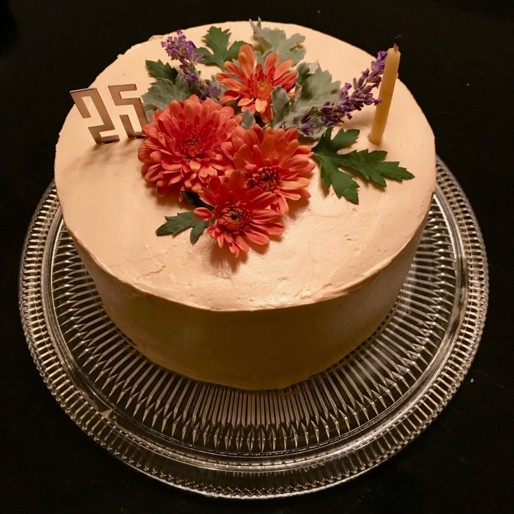 Brown Sugar Swiss Meringue Buttercream